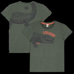 T-shirt Taco groen