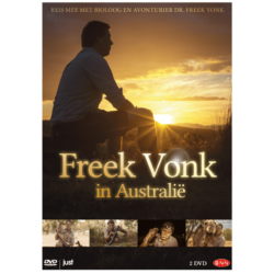 Freek Vonk in Australie DVD