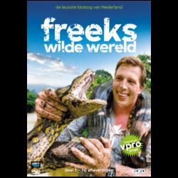 Freeks Wilde Wereld S1 deel 1 DVD