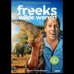 Freeks Wilde Wereld S1 deel 2 DVD