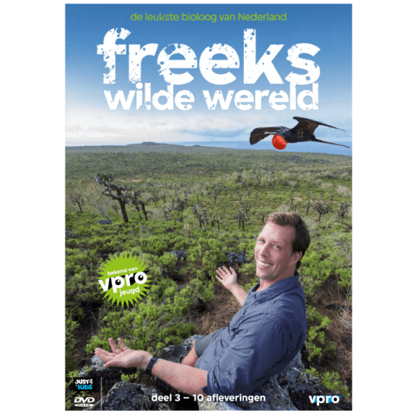 Freeks Wilde Wereld S1 deel 3 DVD