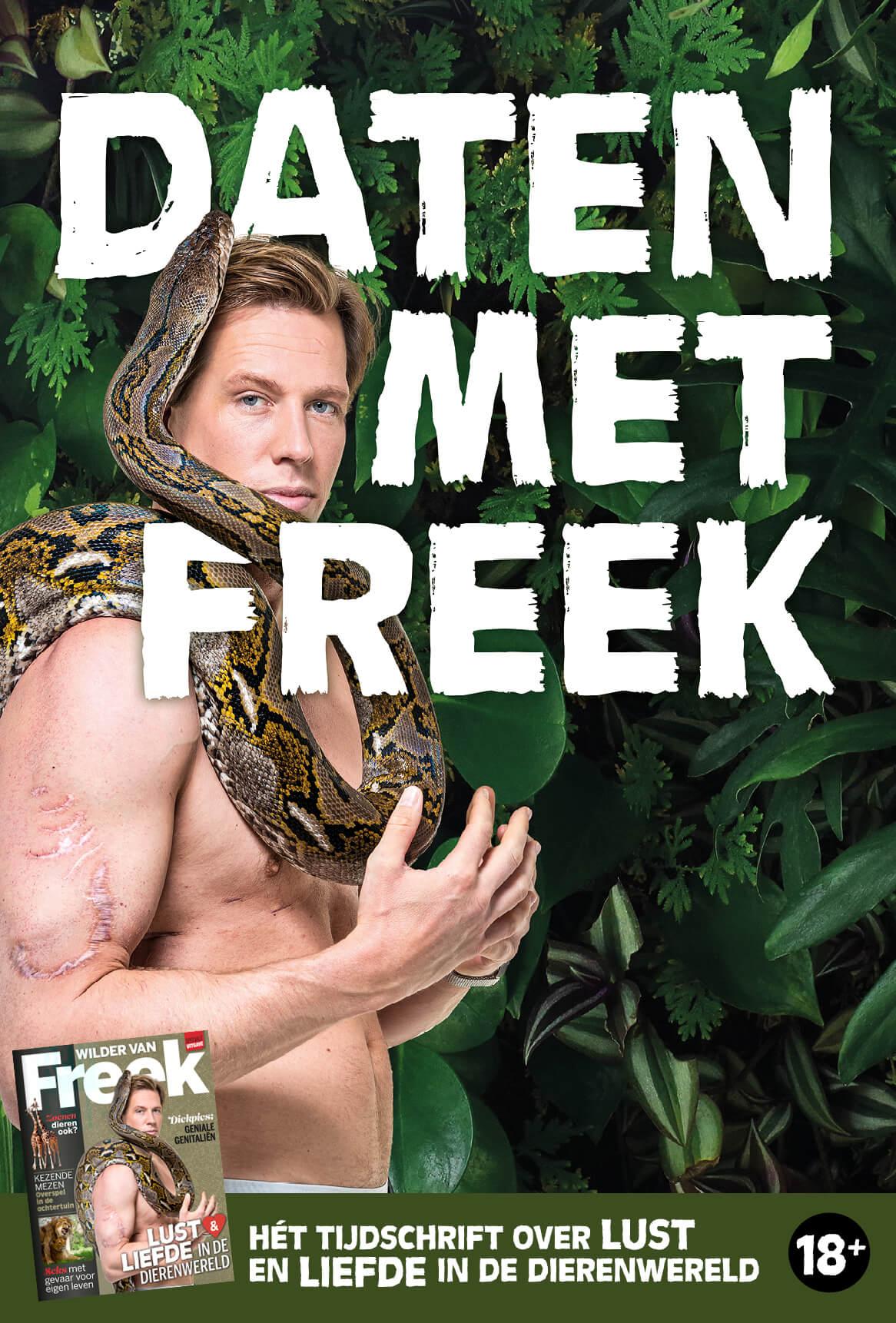 Meer van Freek